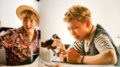 Suga and Rap Monster ❤ #BTS #방탄소년단 Summer Package in DUBAI Day-2.