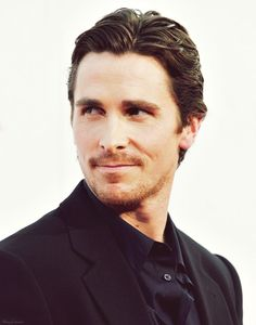 Christian Bale ...look at that smile