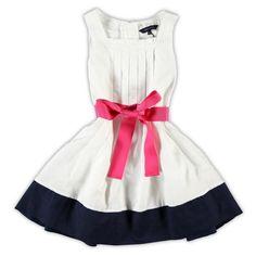 Tommy Hilfiger Toddler Girls dress | kleertjes.com