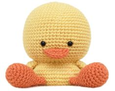 Duck Amigurumi Pattern Mallard Duck crochet pattern