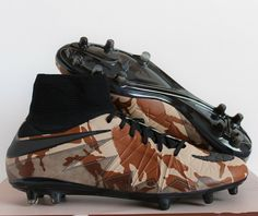 save off 38f38 2e3ed eBay  Sponsored NIKE HYPERVENOM PHANTOM II 2 SE FG CAMO ELM-BLACK-BRITISH  TAN SZ 10  835367-200