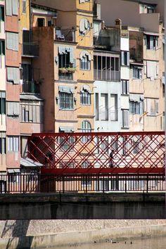 Eiffel Bridge by Gustave Eiffel (pre-Eiffel Tower) Girona-Catalonia, Spain