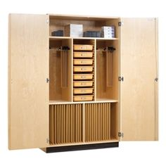 Charmant Drafting Supply Cabinet