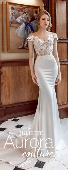 Lace wedding dress, JULIETTE, lace wedding gown, lace bridal dress, lace bridal gown, Exquisite Lace, wedding dress lace #dresses #weddings #weddingdresses #weddingideas