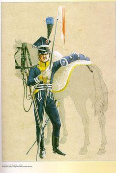 NAP- France: Les Cheau-Léger Polonais de 1812, by Michel Pétard.