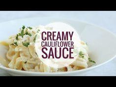 Creamy Cauliflower Sauce Recipe - Pinch of Yum