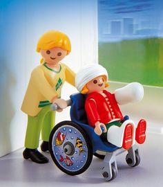 Amazon.de:PLAYMOBIL® 4407 - Kinderrollstuhl