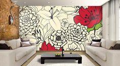 ТОП 37 стильных идей, как обновить стены дома, не вкладывая больших денег. №31 самая красивая — В Курсе Жизни