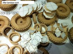 Wooden toys wheel making #6: Rims part 2 - by Dutchy @ LumberJocks.com ~ woodworking community