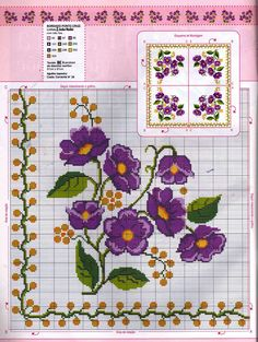 Examples of etamine tables are schema annotated lounge kitchen table work … – Flower İdeas Cross Stitch Heart, Beaded Cross Stitch, Cross Stitch Borders, Crochet Cross, Cross Stitch Alphabet, Crochet Art, Cross Stitch Flowers, Cross Stitch Designs, Cross Stitching
