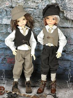 Maurice Boy MSD BJD Handmade Clothing by VeraDolls