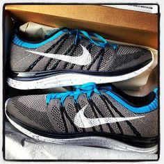 Love my Nike Flynit Lunar1+ shoes
