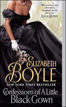 Vertel me Alles Confessions of a Little Black Gown Elizabeth Boyle