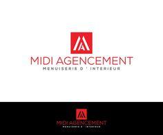 "Entreprise Régionale Toulouse d'agencement ""Mid... Modern, Upmarket Logo Design by srinup9492"