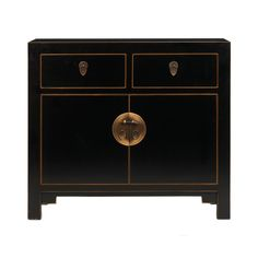 Sideboard for living room http://www.thenineschools.co.uk/chinese-furniture/black-chinese-sideboard-medium/