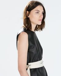 Discover the new ZARA collection online. The latest trends for Woman, Man, Kids and next season's ad campaigns. Zara New, New Week, Zara Women, Latest Trends, Studio, Leather, Clothes, Collection, Tops