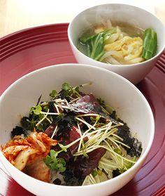 焼き魚定食〜鰤の醤油麹漬