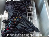 The Chilly Dog: Don't Lose Your Marbles Skirt