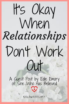 Being Single Taught Me... It's Okay When Relationships Don't Work Out | Failed Relationships | Christian Singleness | Christian Single Woman