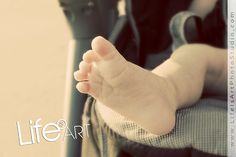 lil man's long toes