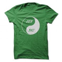 Zen Tao - Yin Yang T-Shirts, Hoodies (19$ ==►► Shopping Here!)