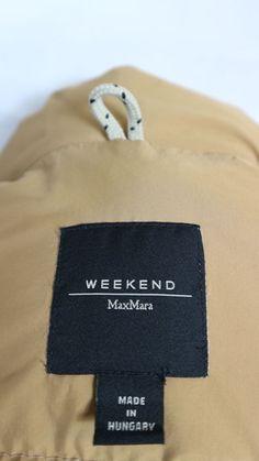 Week end by Max Mara - piumino lungo f00902b3721