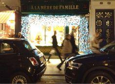 paris breakfasts: Paris Holiday Facades