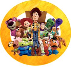 Free Toy Story Party Ideas - Creative Printables