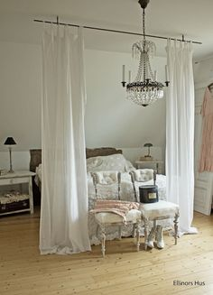 seriously romantic bedroom