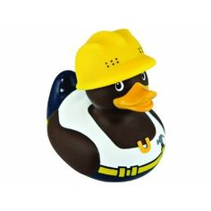 Construction worker duck (for Glenn)