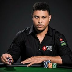 "Former Brazilian football star Ronaldo Nazario is the latest athlete to become a member of Team PokerStars, the online poker site. The man best known simply as ""Ronaldo"" joins an impressive group of sports stars including Rafael Nadal, Boris Becker, and Fatima Moreira De Melo."