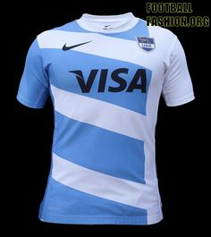 Argentina Nike 2012 13 Home Rugby Kit Argentina Rugby 4e88ad8bb