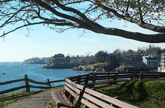 Marblehead, Massachusetts the exact spot where Mitch proposed.  Gives me better flies still today