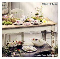 Villeroy & Boch Mariefleur Collection