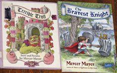 Terrible Troll / The Bravest Knight - Mercer Mayer