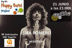 Happy Band Project: Isma Romero en acústico en Madrid