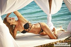 Nina Agdal's Best Moments: SI Swimsuit 2016