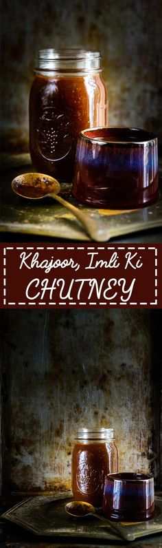 Khajoor Imli Ki Chutney