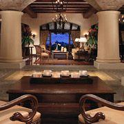 Lobby- Marriott Jaco, Costa Rica