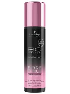 Shop Now For Schwarzkopf Bonacure Fibre Force Fortifying Primer. A leave-in conditioner for daily care of weak hair. Strengthens hair fibres, seals the hair surface and adds shine. Schwarzkopf Hair Products, Schwarzkopf Color, Frozen Hair, Schwarzkopf Professional, Leave In Conditioner, Hair Repair, Fragrance Parfum, Beauty Supply, Curls