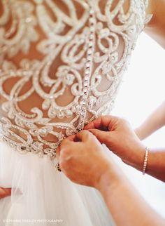 Phyllis | Maggie Sottero Wedding Dresses | Bridal Musings Wedding Blog