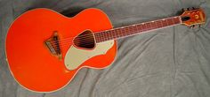 1967 GRETSCH RANCHER JUMBO ACOUSTIC GUITAR