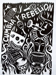 … and response Protest Kunst, Protest Art, Protest Posters, Mexican Art Tattoos, Political Art, Freedom Fighters, Gravure, Art Inspo, Printmaking
