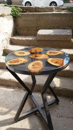 Epoxy Table Top, Epoxy Wood Table, Epoxy Resin Table, Wood Resin, Resin Art, Resin Furniture, Painted Furniture, Epoxy Countertop, Resin Uses