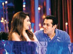 Madhuri Dixit, Salman Khan, Concert, Concerts, Festivals