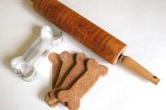 Paula Deen's Peanut Butter Dog Biscuit Recipe, Y'all