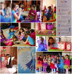 Rainbow Magic Fairy Birthday