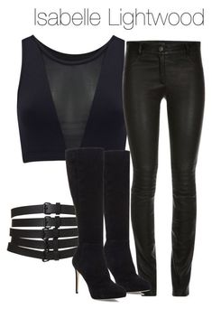 Victoria Lightwood is the identical twin of Isabelle Lightwood. Bad Girl Outfits, Boujee Outfits, Fandom Outfits, Cute Casual Outfits, Polyvore Outfits, Pretty Outfits, Stylish Outfits, Polyvore Fashion, Girls Fashion Clothes