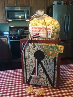 Many Wishes of Kettle Corn