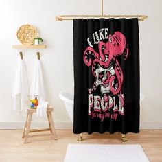 Promote | Redbubble Curtains, Cartoon, Shower, Prints, Rain Shower Heads, Blinds, Showers, Draping, Cartoons